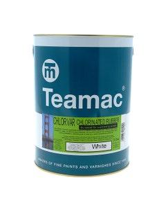 Teamac Chlorinated Rubber Paint - 5L