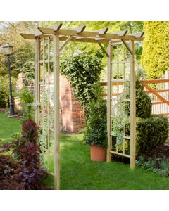 Forest Garden Classic Arch - Unassembled