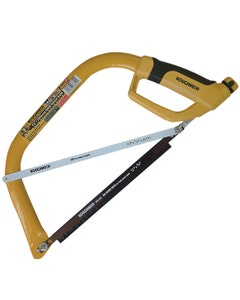 """Roughneck Bow Hack Saw - 12"""""""