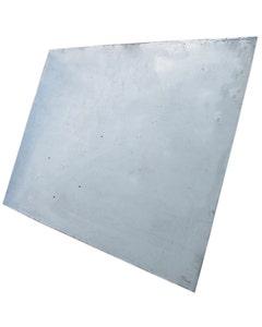 Galvanised Flat Steel Sheet - 2500 x 1250mm x 20g