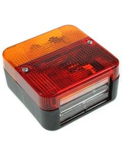 MVF Rear Trailer Light - 4 Function