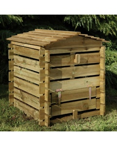 Forest Garden Beehive Compost Bin - Unassembled