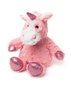 Warmies Plush Sparkly Unicorn