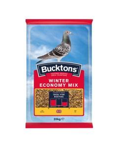 Bucktons Winter Economy Pigeon Mix - 20kg