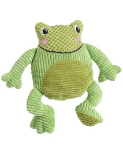 House of Paws Really Squeaky Frog Dog Toy