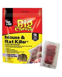 The Big Cheese Pasta Bait Sachets - Pack of 15