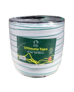 MVF Ultimate Electric Fencing Tape - 40mm x 200m