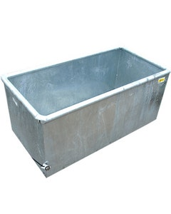 IAE Galvanised Cattle Drinking Trough - 3ft