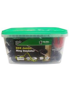 MVF EDX Jumbo Ring Insulator - Pack of 100