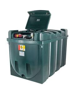 Deso Bunded Diesel Dispensing Tank 2500L H2500CDD (No Flow Meter)