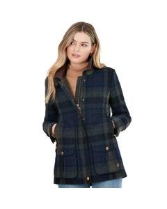Joules Ladies Tweed Fieldcoat