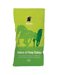 MVF Horse & Pony Cubes - 20kg