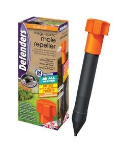 Defenders Mega-Sonic Mole Repeller