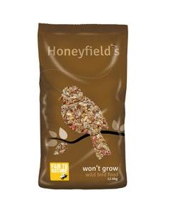 Honeyfield's Won't Grow Wild Bird Food - 12.6kg