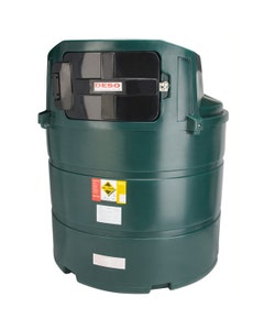 Deso Bunded Diesel Dispensing Tank 1300L 230V V1340CDD (No Flow Meter)