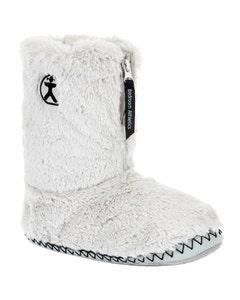 Bedroom Athletics Ladies Marilyn Classic Faux Fur Slipper Boots