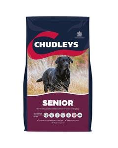Chudleys Senior Dry Dog Food – 14kg