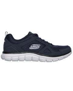 Skechers Mens Track Scloric Trainers