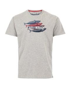 Weird Fish Mens Sardinas Graphic T-Shirt