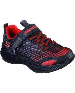 Skechers Children's OpticoSports Trainers - Red/Black