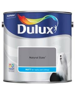 Dulux Matt Natural Slate - 2.5L