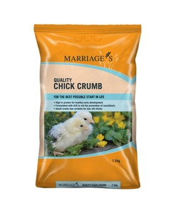 Marriages Chick Crumb + ACS - 7.5kg