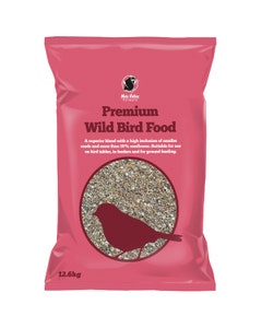 MVF Premium Wild Bird Food - 12.6kg