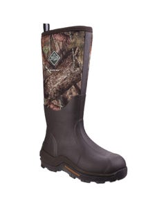 Muck Boots Adults Woody Max Cold-Conditions Hunting Boots - Mossy Oak