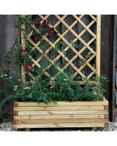Forest Garden Toulouse Planter - Unassembled