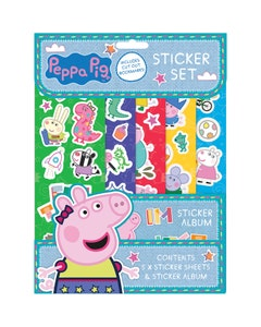 Peppa Pig Paradise Sticker Book