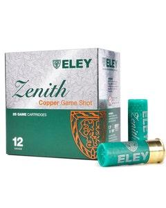Eley Hawk Zenith Copper 30 Grams, 12 Gauge Cartridges 6 Shot