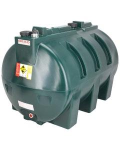 Deso Single Skin Domestic Oil Tank 1235L H1235T