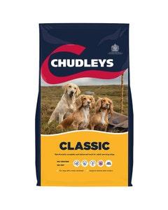 Chudleys Classic Adult Dry Dog Food – 14kg