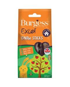 Burgess Excel Gnaw Sticks - 90g