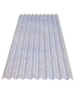 PVC Bitumen Rooflight - 2m