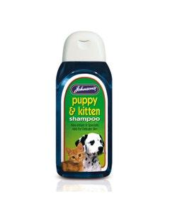 Johnson's Puppy & Kitten Shampoo - 200ml