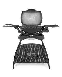 Weber Q2000 Gas Barbecue With Stand - Black