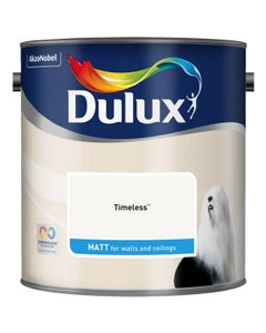 Dulux Matt Timeless - 2.5L