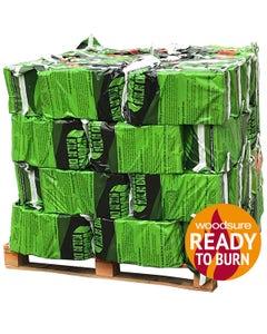 Warma Kiln Dried Hardwood Logs - 48 Mini Bag Pallet