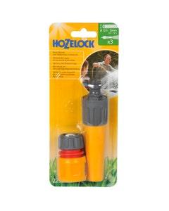 Hozelock Hose Nozzle & Waterstop Connector 2292