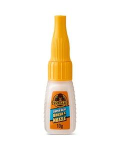 Gorilla Glue Superglue Brush & Nozzle - 10g