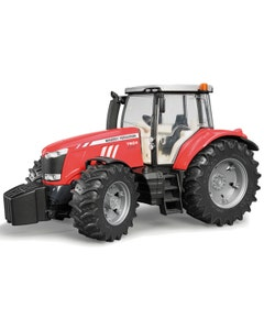 Bruder Toy 03046 Massy Ferguson 7624 Tractor