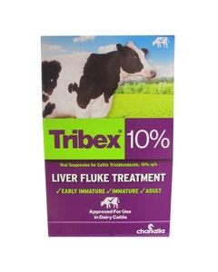 Tribex 10% Fluke Drench For Cattle 2.2L