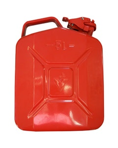 Steel Jerry Can - 5L