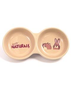 Naturals Twin Dish