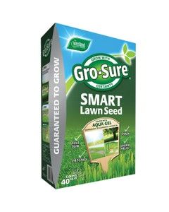 Westland Gro-Sure Smart Lawn Seed - 40sqm