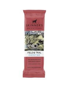 Skinner's Field & Trial Chicken Liver Energy Bar Dog Treat - 35g