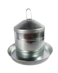 Copele Stainless Steel Poultry Drinker - 9L