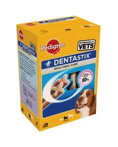 Pedigree Dentastix Medium Dog (10-25kg) - 28 Pack