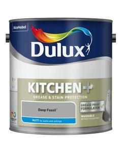 Dulux Kitchen+ Matt Deep Fossil - 2.5L